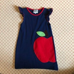 Cecil & Lou Apple Dress